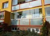 Revitalizace panelového domu v Praze 10