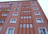 Revitalizace panelového domu v Chodově