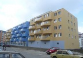 Oprava budovy ul. Fišerova