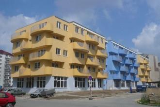 Oprava budovy ul. Fišerova, Olomouc