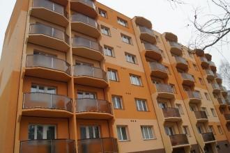 Revitalizace panelového domu v Havlíčkově Brodu